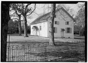 Kennet Quaker Meetinghouse, successor to the Newark Meeting and a Hollingsworth Worship site for over 250 years